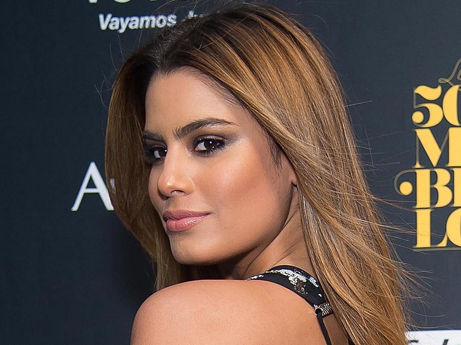 """Ariadna Gutierrez en el evento de  People En Espanol """"Los 50 más bellos: en Nueva York"""