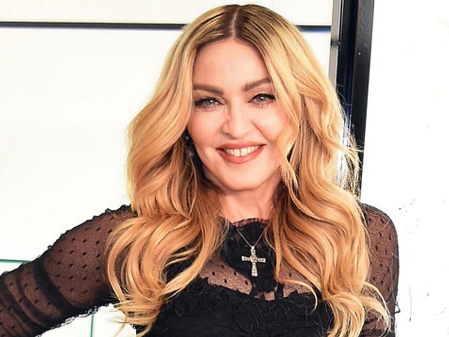 Madonna en Japon