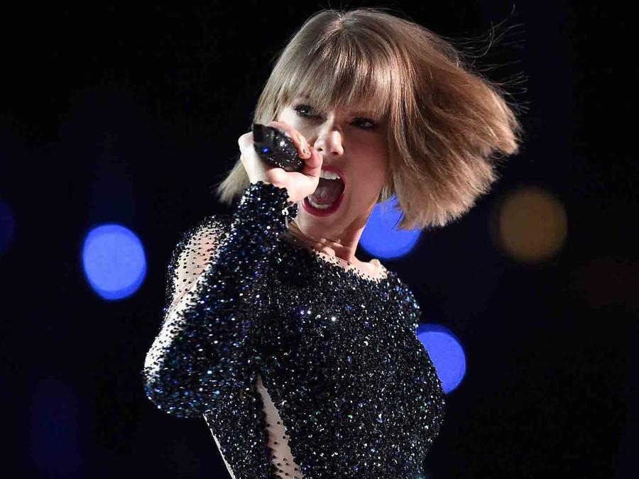 ¡OMG! Hackean la página de Taylor Swift en Wikipedia