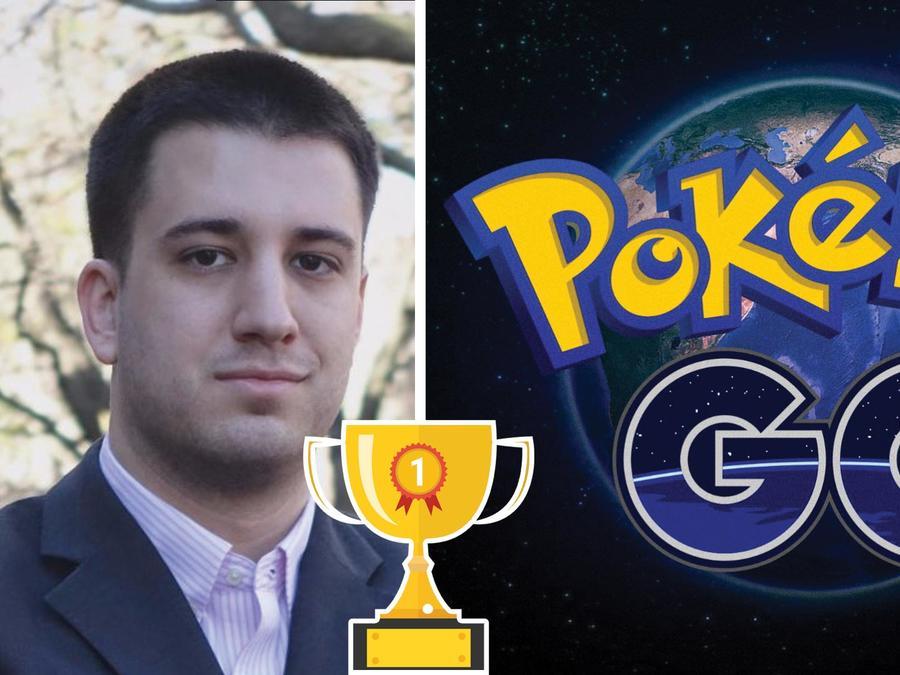 Ganador Pokémon GO, Nick Johnson