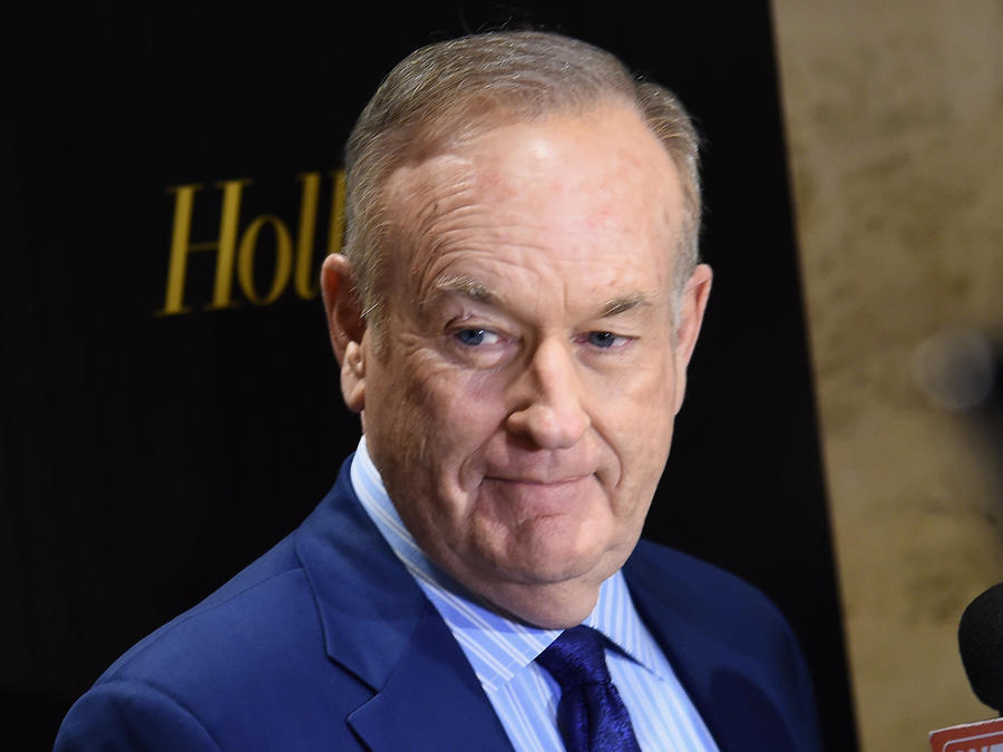 Bill O'Reilly, comentarista de noticias del canal Fox News