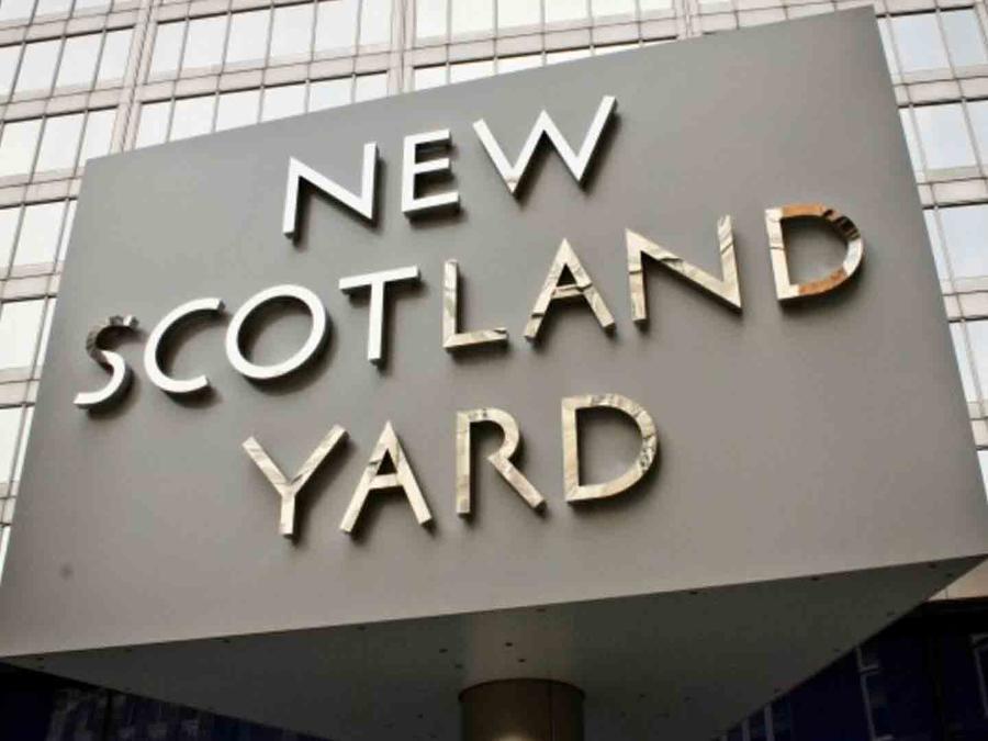 Policía Londres