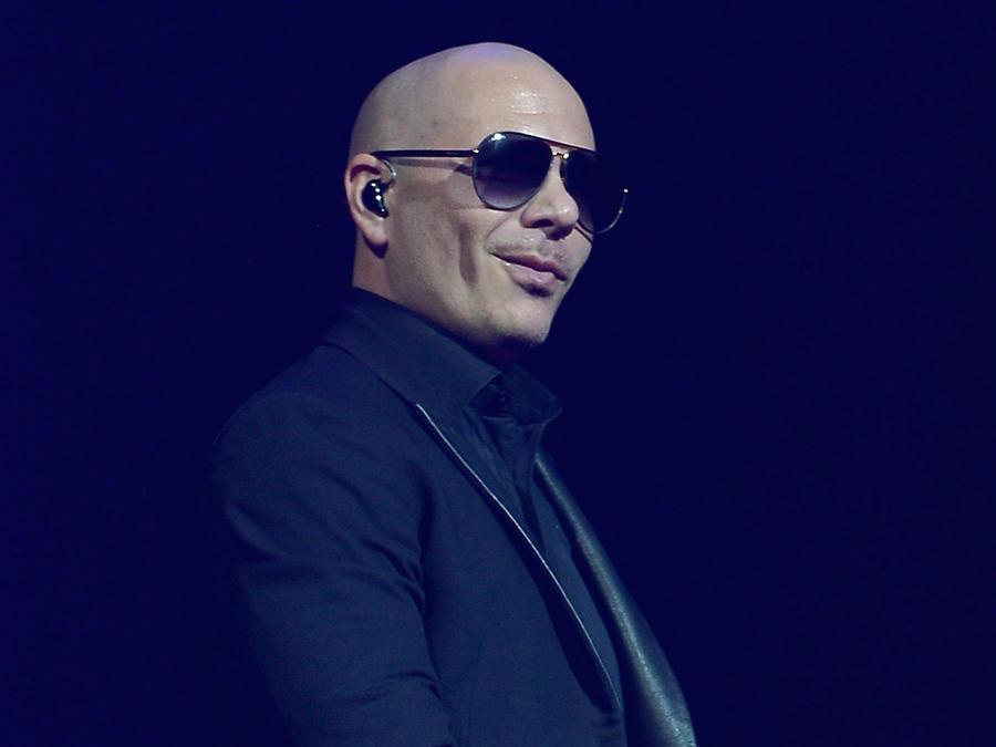 Pitbull en el Hard Rock Live! en Florida