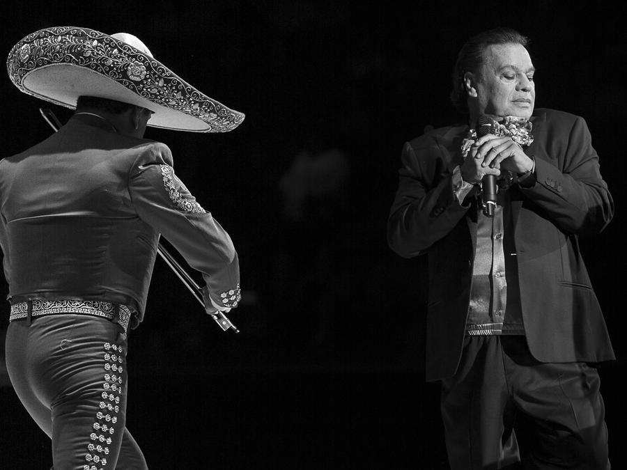 Juan Gabriel Performs At The Forum