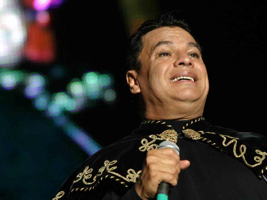 Juan Gabriel en Concierto