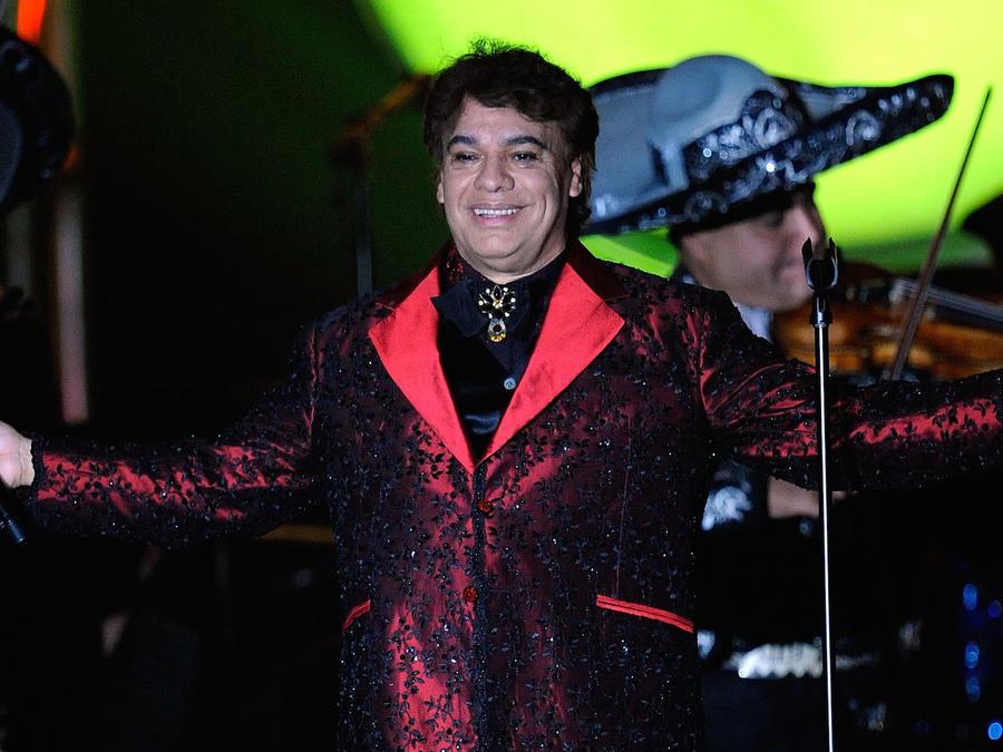 Juan Gabriel en Latin Grammys Person of the Year