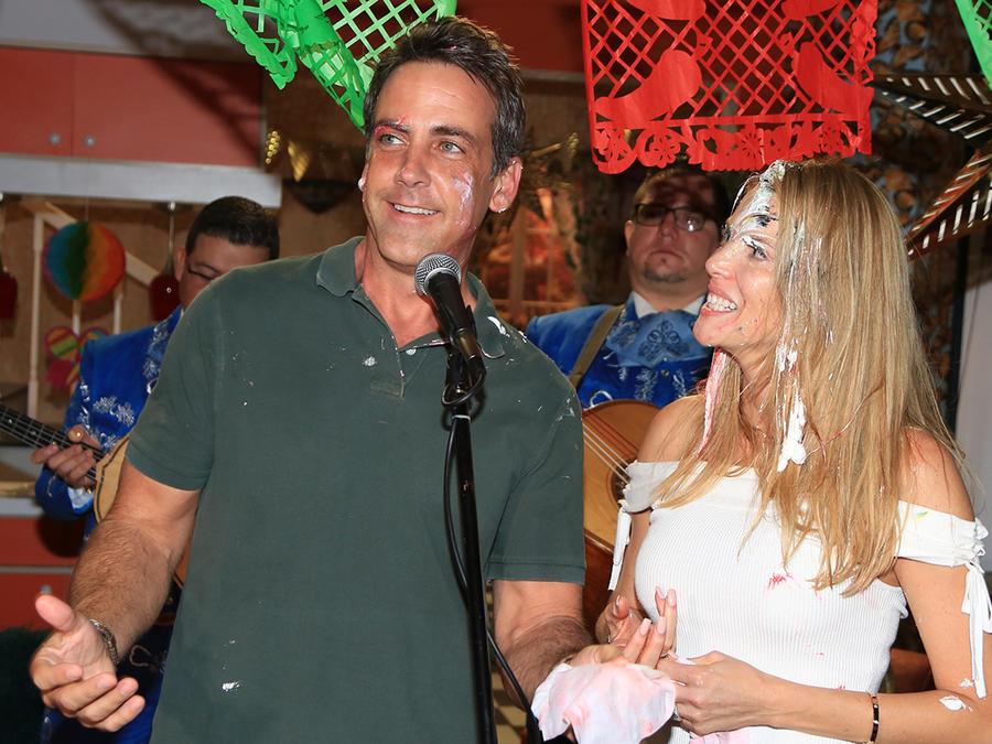 Carlos Ponce y Maritza Rodríguez empastelados