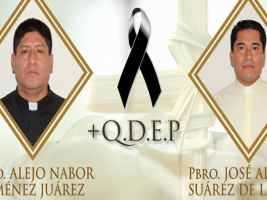 Sacerdotes asesinados