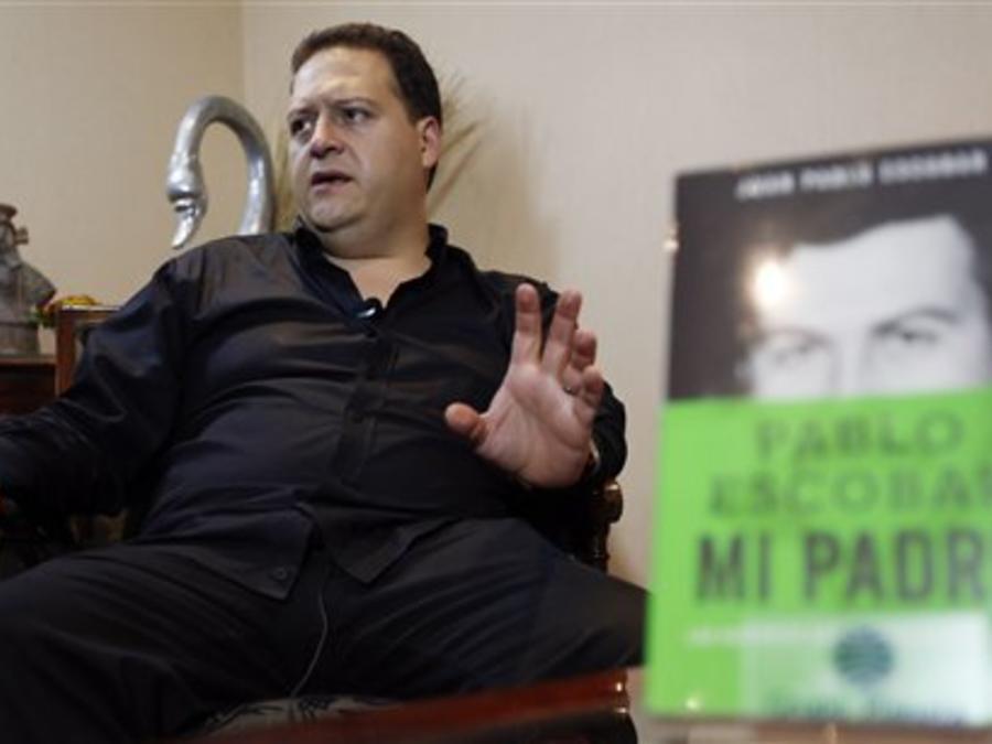 Juan Pablo Escobar, Sebastian Marroquin