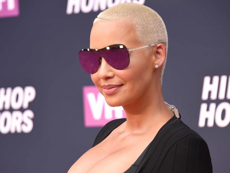 Amber Rose en el VH1 Hip Hop Honors