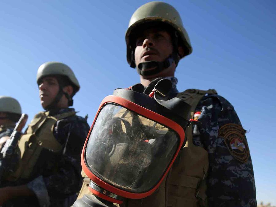 Ofensiva contra Isis