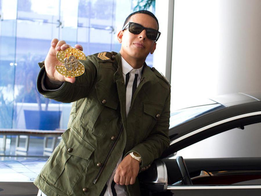 Daddy Yankee en la campaña de Allstate