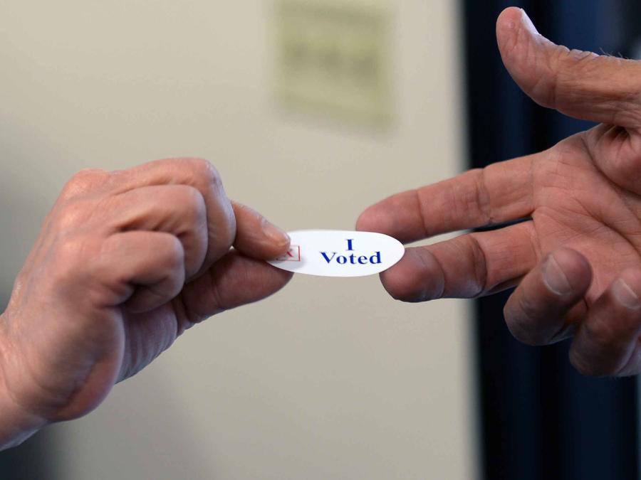 voto registrado en eeuu