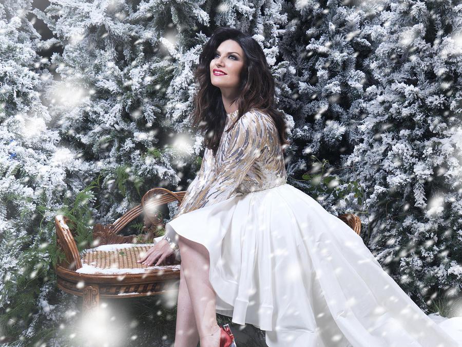 Foto promocional de Laura Pausini 2016