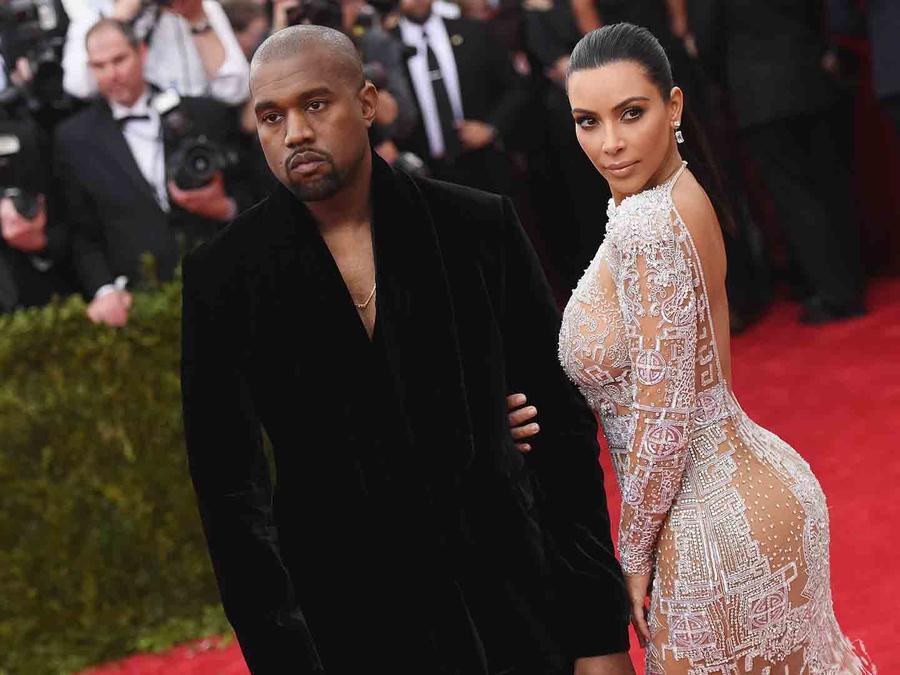 Kim Kardashian y Kanye West se separan tras dos años de matrimonio