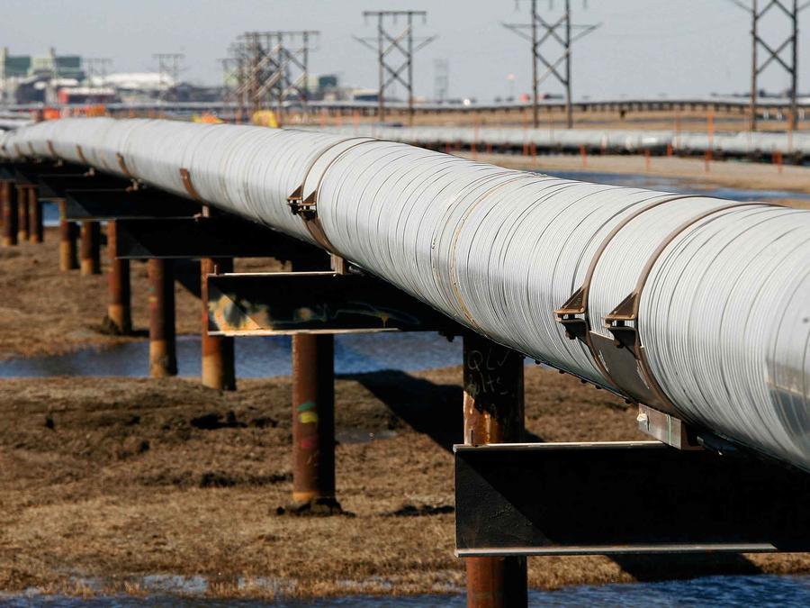 oleoducto en dakota del norte