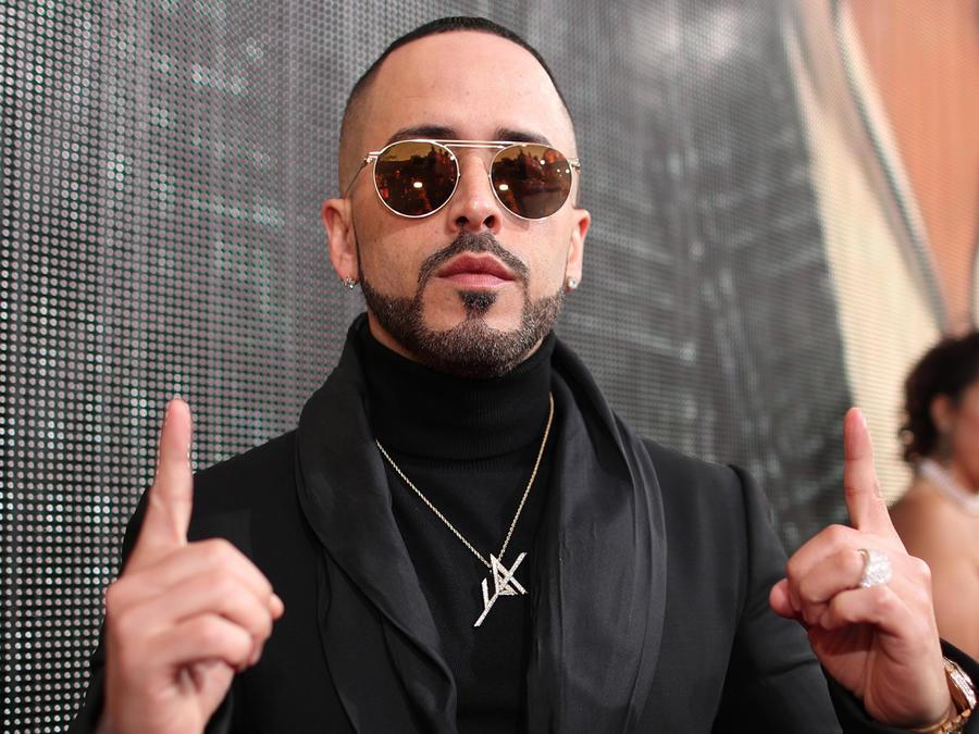 Yandel en los Latin Grammys 2016