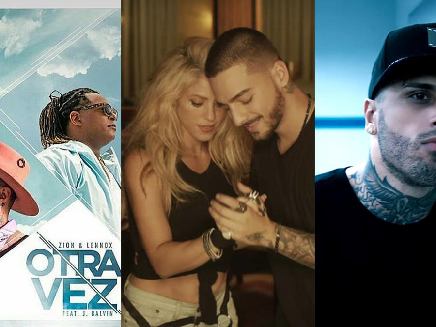 10 songs that made us dance in 2016