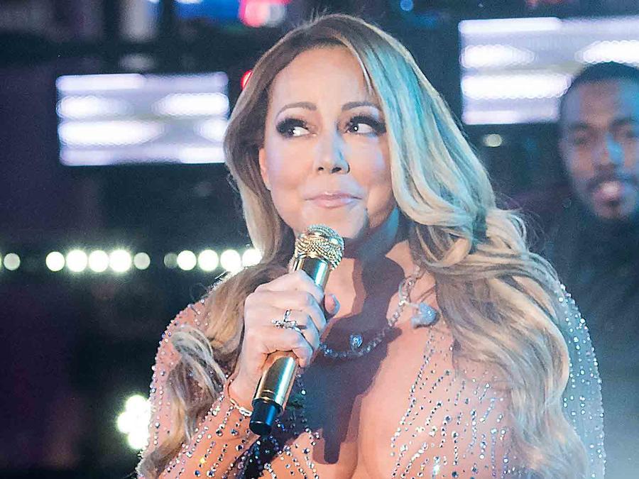 Mariah Carey NYE