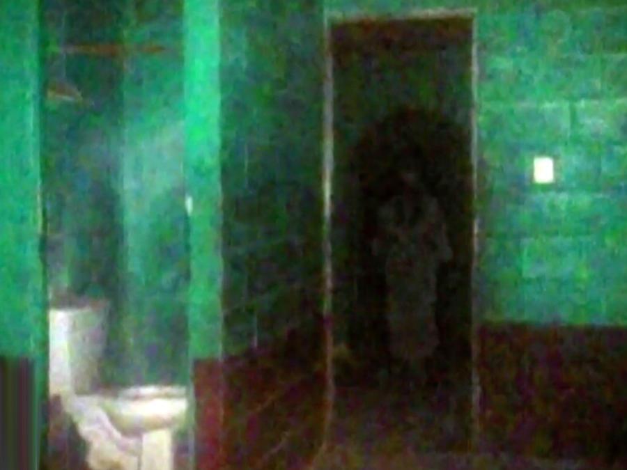 Aseguran que esta imagen muestra el fantasma de una mujer que murió de amor