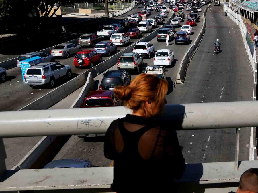 Puente en Tijuana