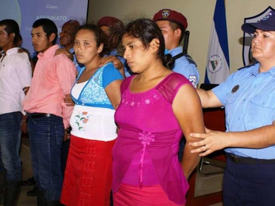 Cinco detenidos en Nicaragua por muerte de Vilma Trujillo en una hoguera