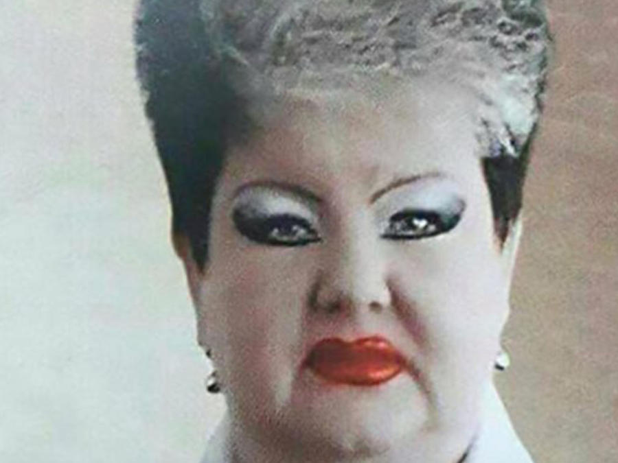 Maquillaje de jueza ucraniana alborota redes sociales tras parecido a villana de película