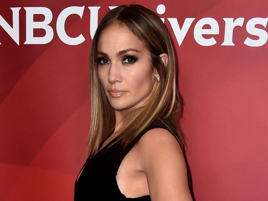 "Jennifer Lopez en la presentación de ""World of Dance"""