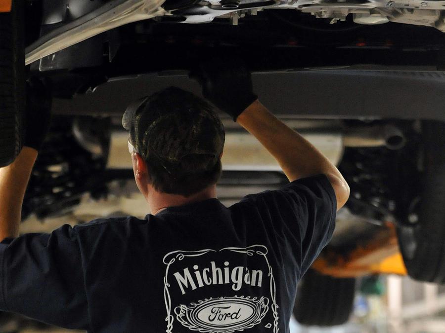 Ford invertirá 1.200 millones de dólares en Michigan