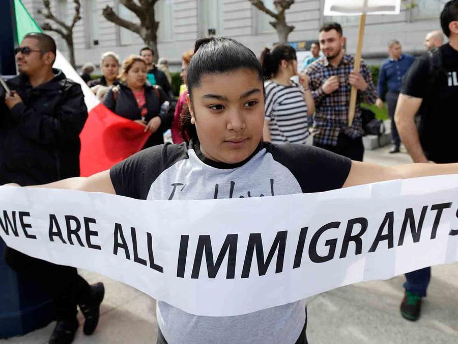 Inmigrantes California