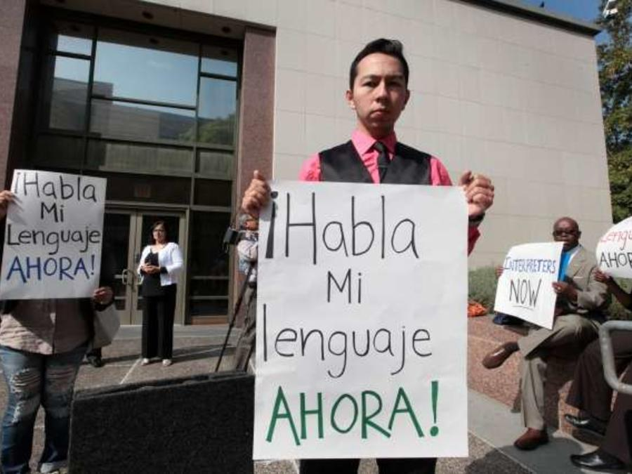 aba hablar espanol