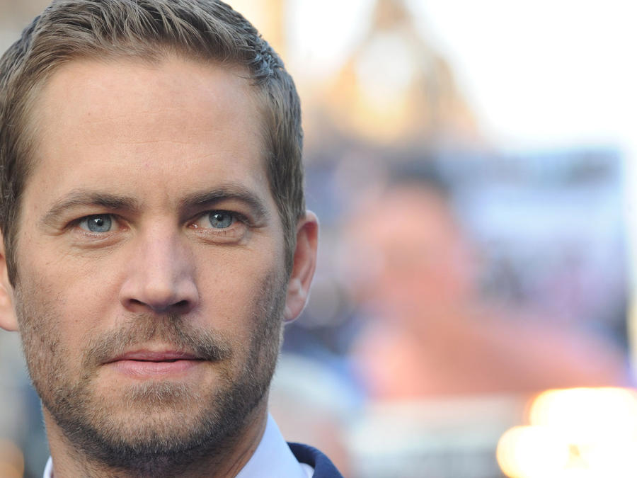 "Paul Walker en el estreno de ""Fast and Furious 6"""