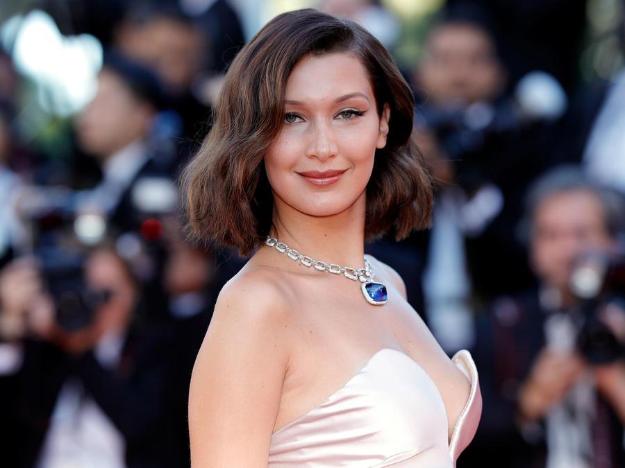 Bella Hadid en Cannes 2017