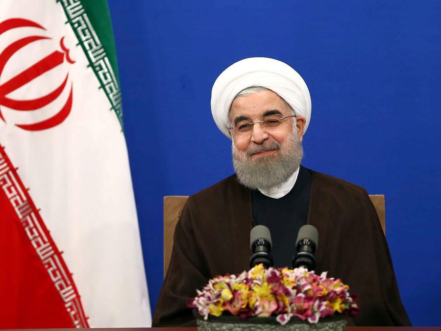 Hasan Rohani, reelegido presidente de Irán