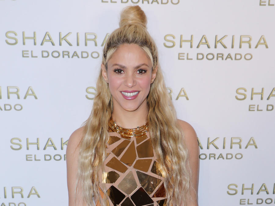 "Shakira ""El Dorado"" Album Release Party"