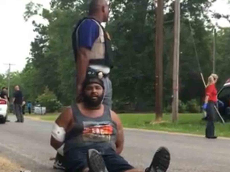 Arrestado en Mississippi