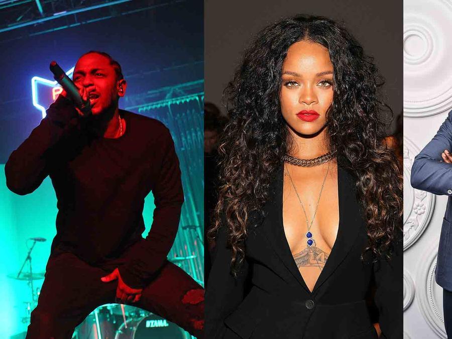 David Chappelle and Kendrick Lamar to Join Rihanna's Diamond Ball