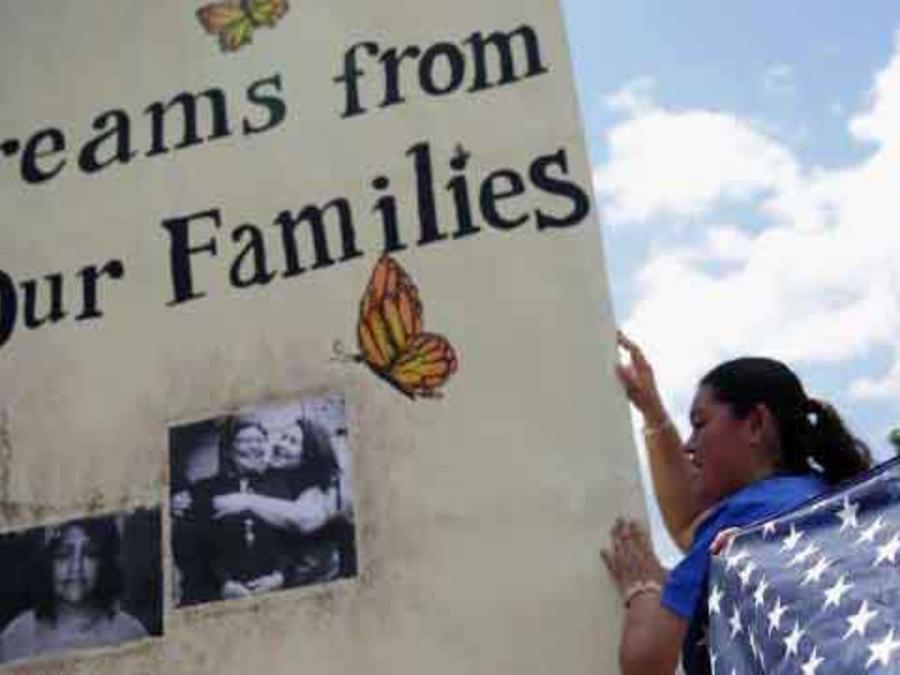 """Más de dos millones de """"Dreamers"""", muchos de ellos mexicanos, viven hoy en Estados Unidos"""