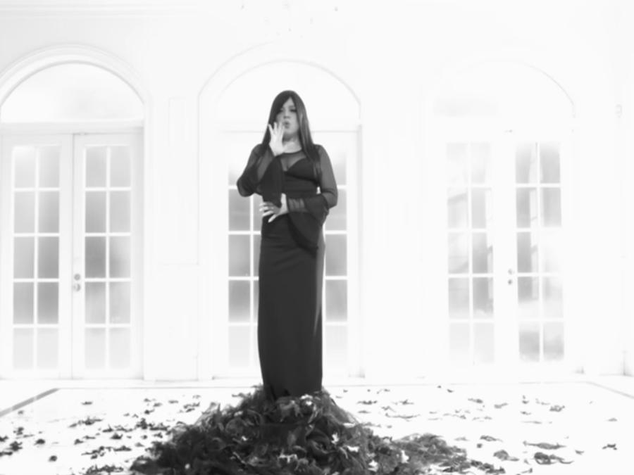 Ednita Nazario en su video 'Adios'