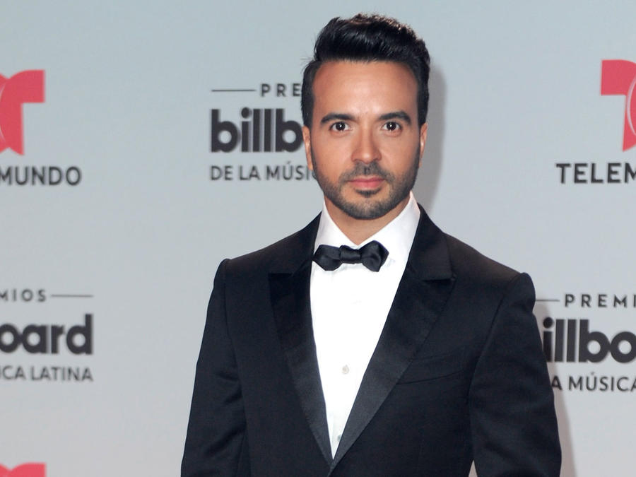 Luis Fonsi en los Billboard Latin Awards 2017