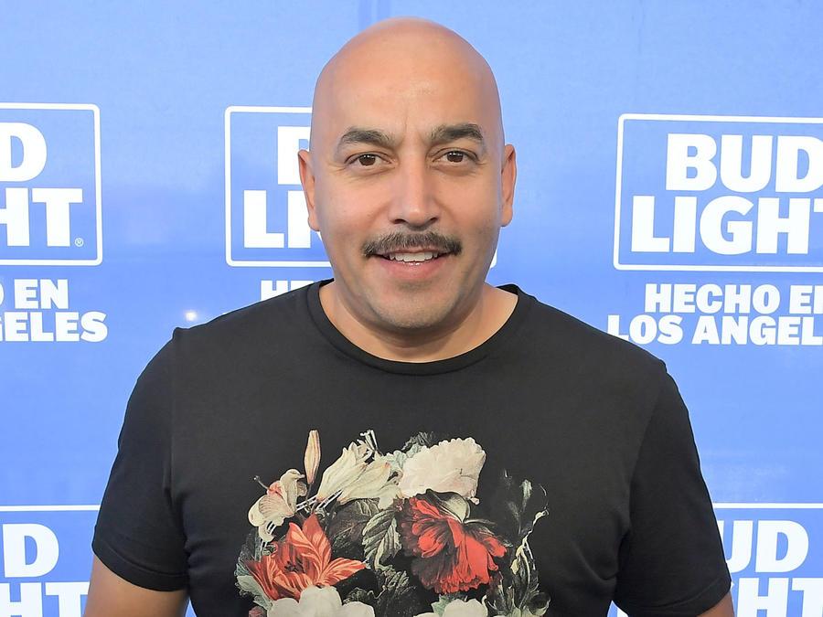 Mario Perea cuenta las últimas noticias sobre Esteban Loaiza, Lupillo Rivera y Diana Reyes