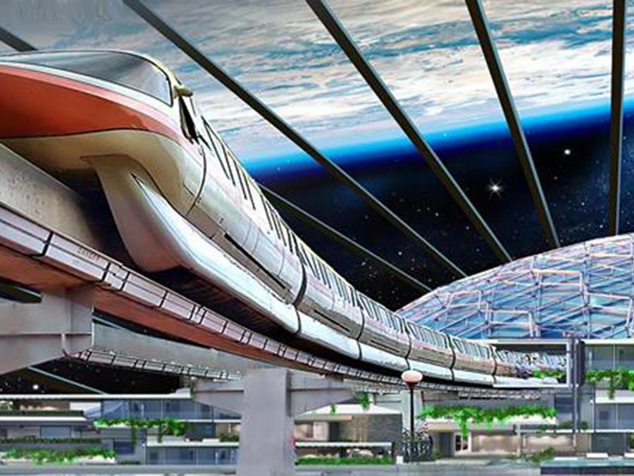 Asgardia la primer nación espacial.
