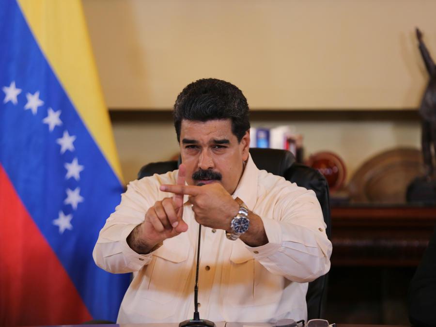 Maduro dice que desde EEUU han ordenado asesinarlo y responsabiliza a Borges