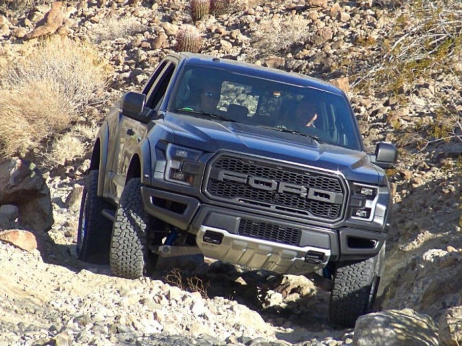 Ford ha llamado a revisión a 1,3 millones de camionetas F-150 2015-2017 y Super Duty 2017.