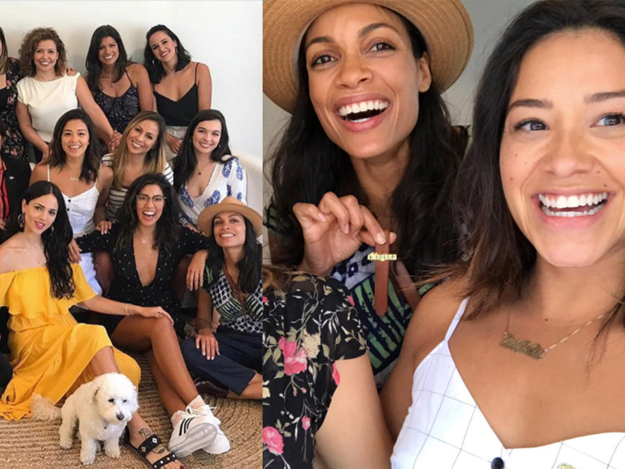 Latina Actresses Brunch