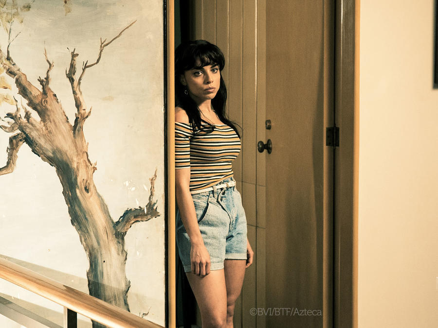 Amalia Carrasco será interpretada en la serie El César por Marcela Guirado.