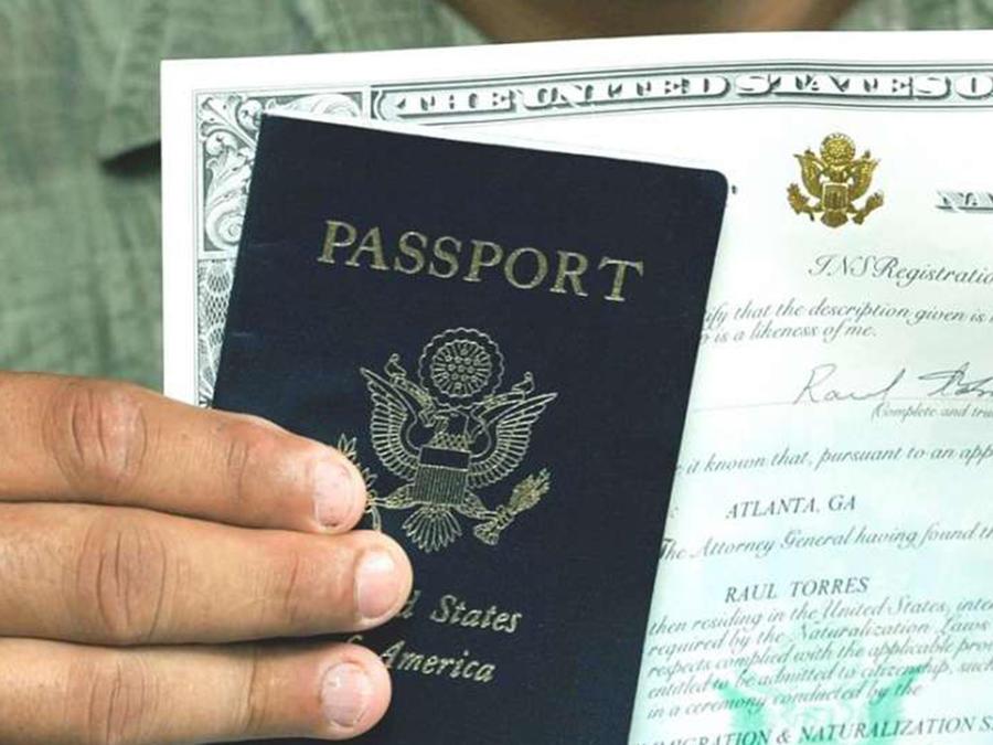 Pasaporte y ciudadania