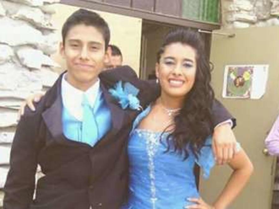 """El """"Daca"""" Felipe Abonza-Lopez, (izq), a quien detuvieron en Texas el pasado mes y le revocaron su permiso sin mediar investigación al respecto (Foto: proporcionada)."""