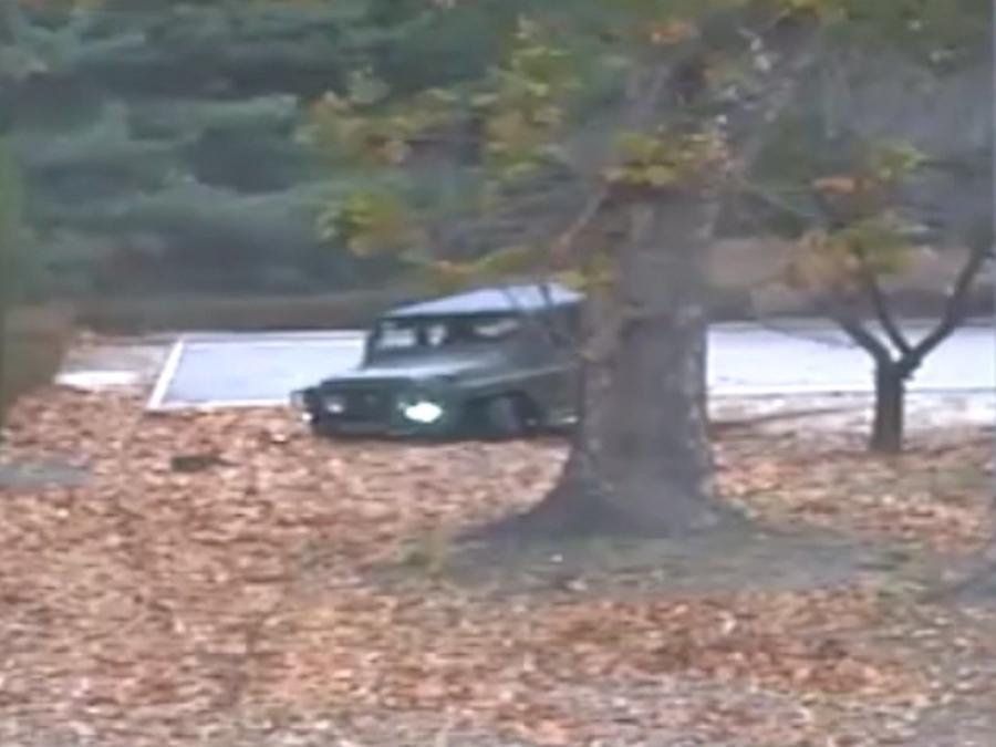 Naciones Unidas libera material sobre el soldado desertor de Corea del Norte
