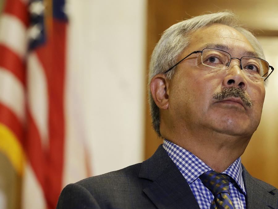 El alcalde de San Francisco, Ed Lee, ha fallecido este 12 de diciembre.
